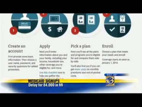 WWMT-MI: 84,000 Medicaid Applicants Are Still Waiting Due To Glitches In...