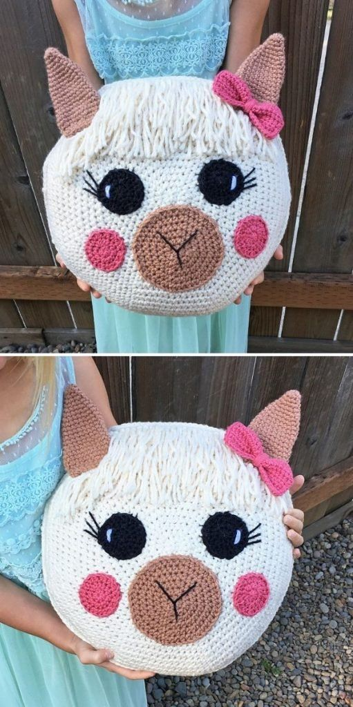 Free Crochet Pillow Patterns for Kids - Pattern Center