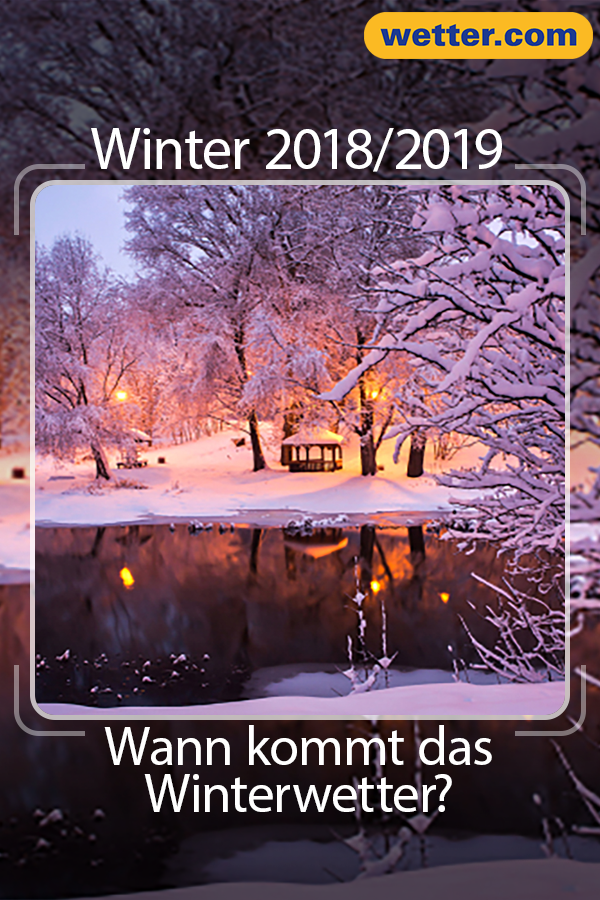 Winter 2019/20 Totalausfall des Winters? Wetter im