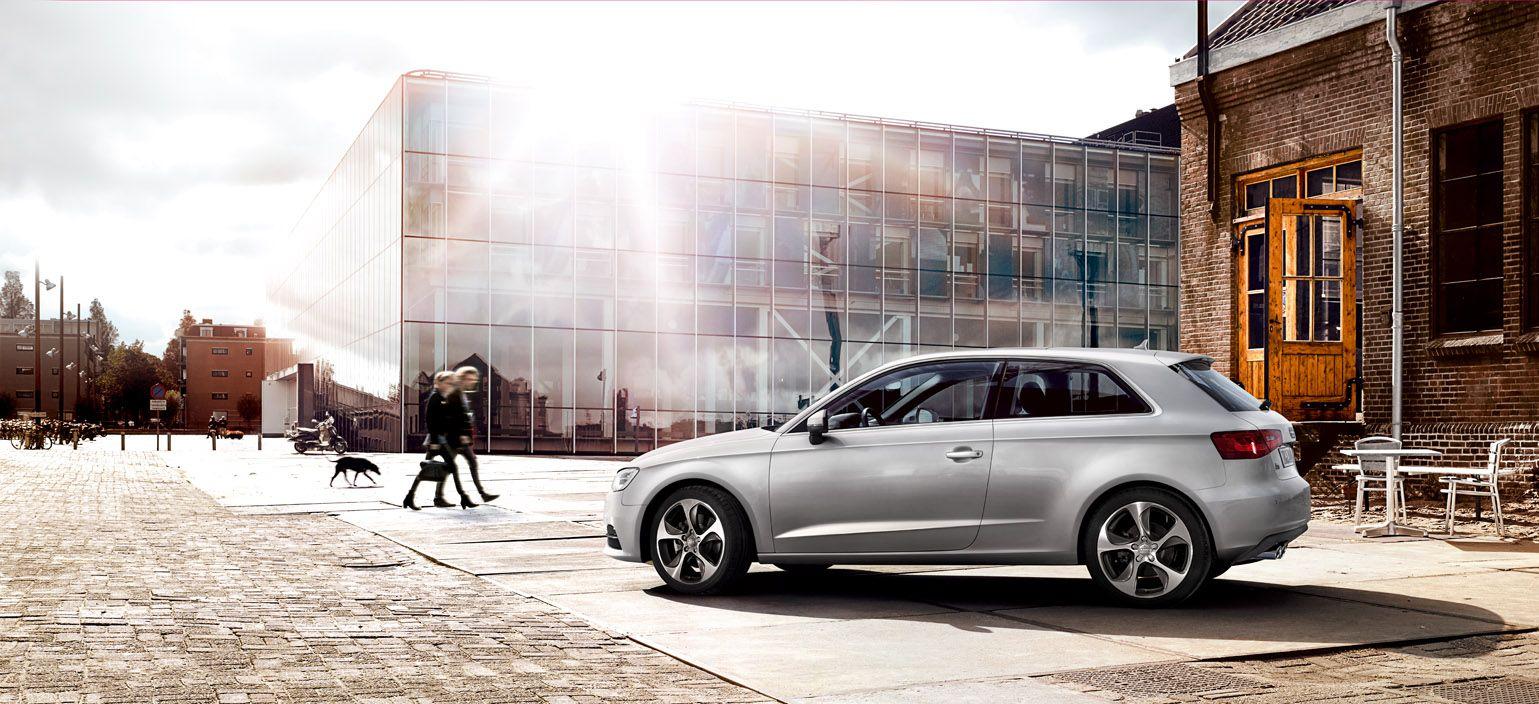 Audi A3 Compact Coupé