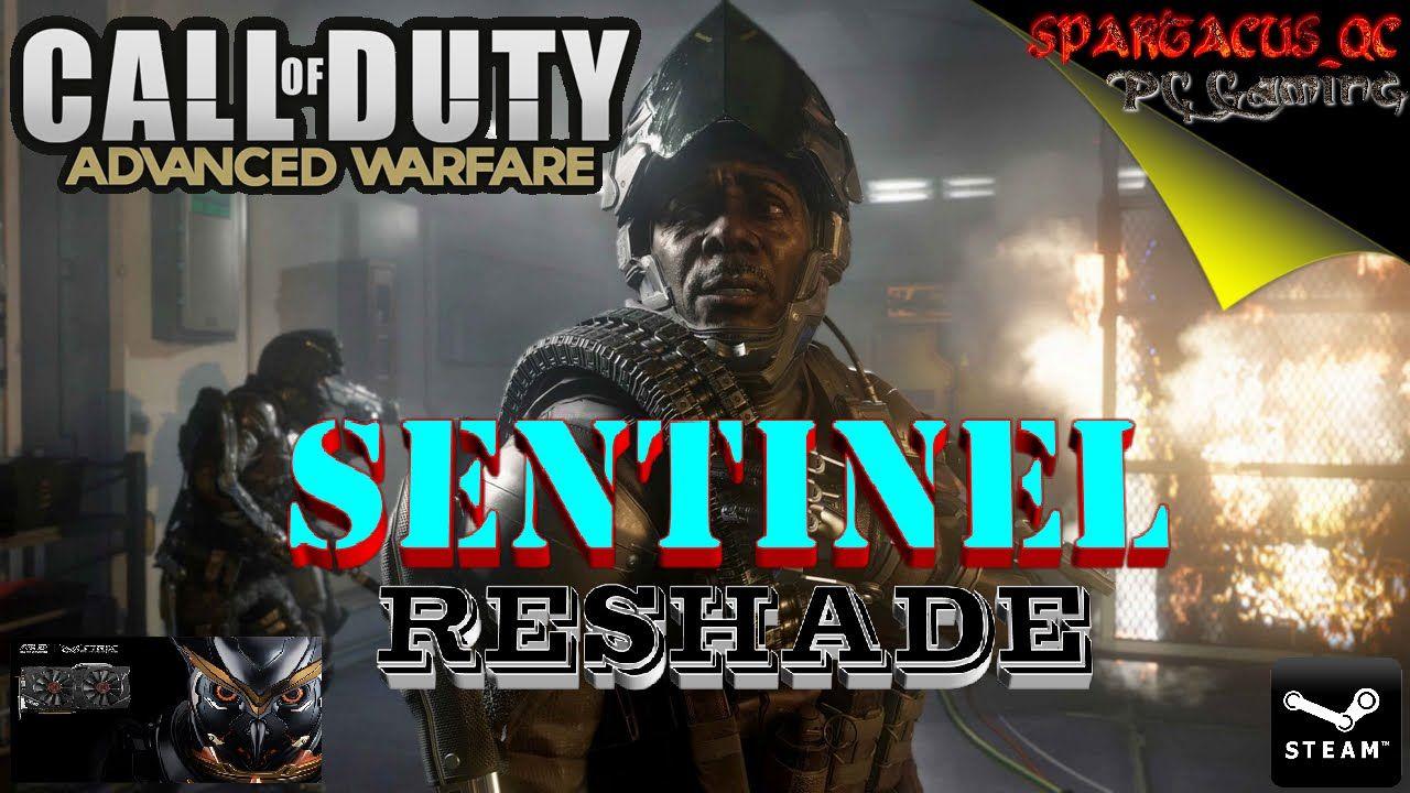"Call Of Duty: Advanced Warfare ""Sentinel"" Max Settings + Reshade Asus GT..."