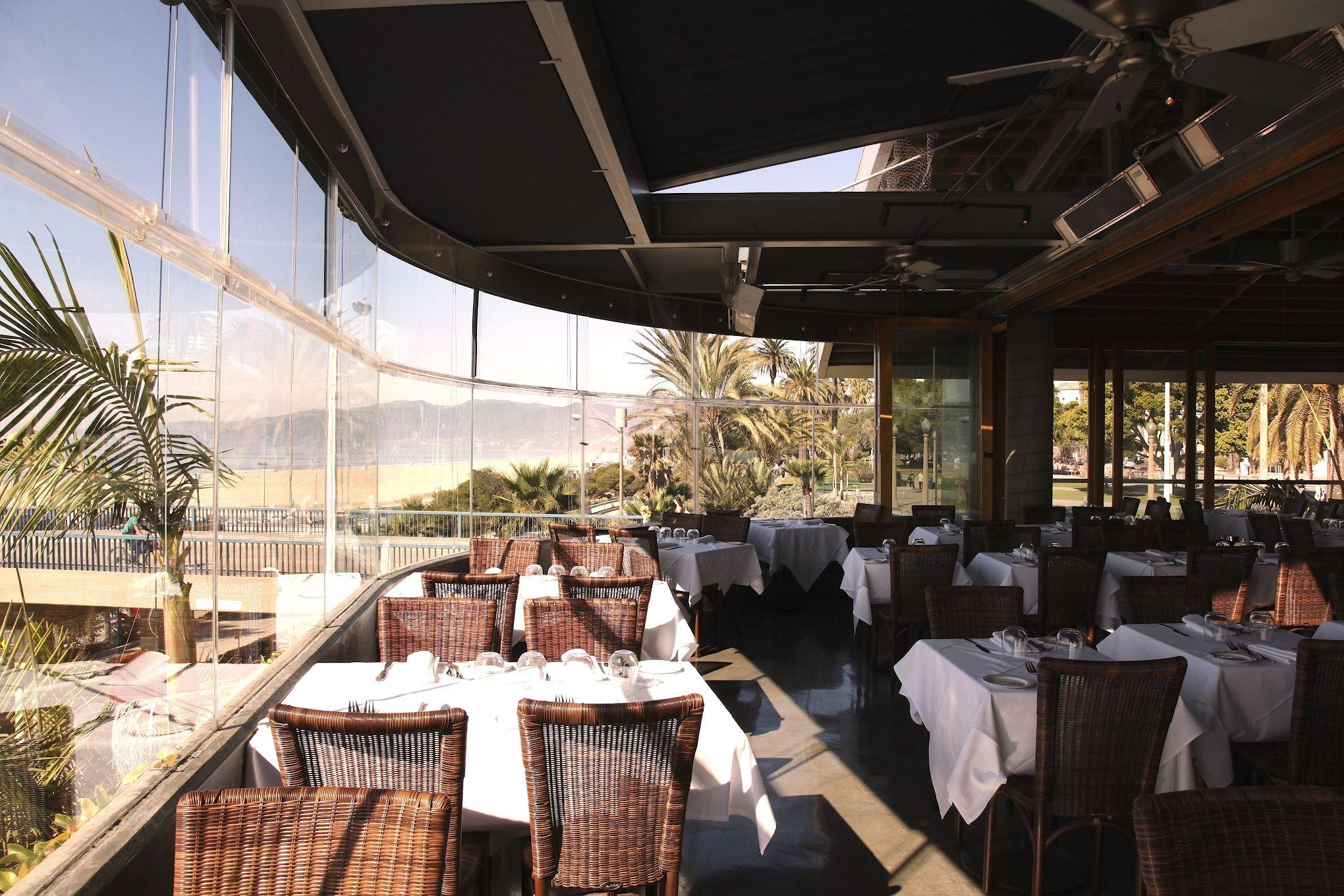The Lobster Restaurant Santa Monica Ca House La Eats