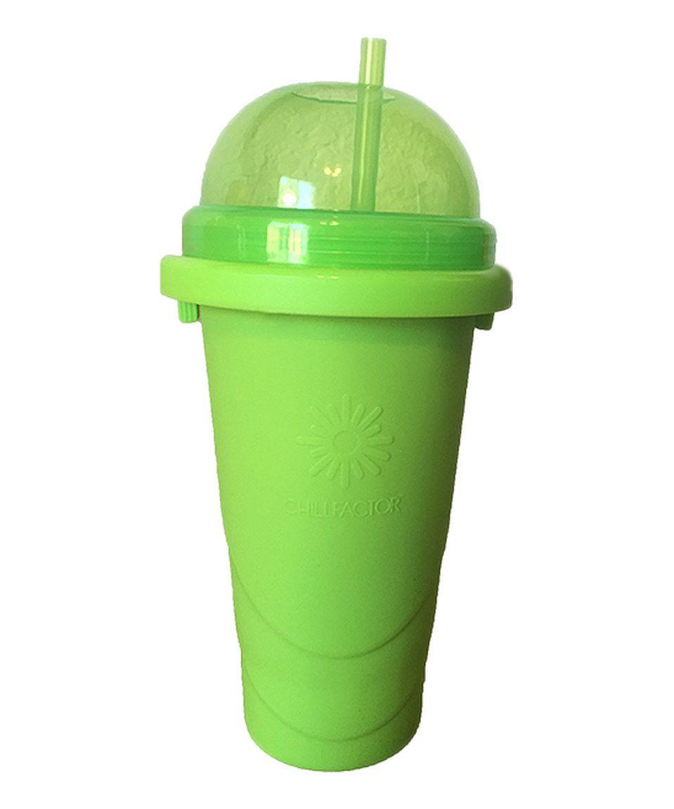 Look at this #zulilyfind! Green Chill Factor Color Blast Slushy ...