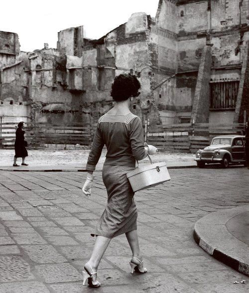 Milan in the 50's