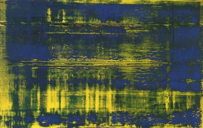 River 823 Art Gerhard Richter Art Abstract Painting Gerhard Richter
