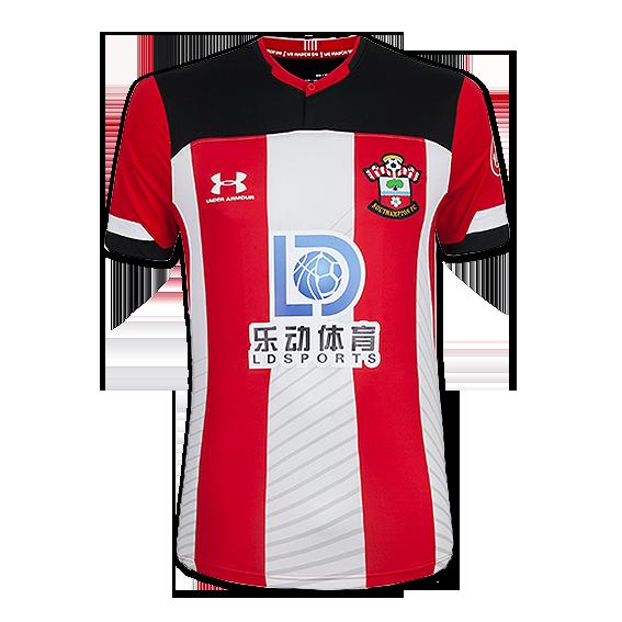 Southampton 2019 20 Jersey Home Camisa De Futebol Futebol Camisa