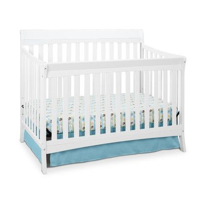 Found it at Wayfair - Avalon 4-in-1 Convertible Crib