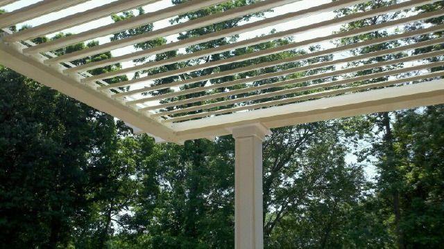 Exceptionnel Movable Slats For Pergola | Eco Friendly, Adjustable Design