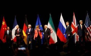 En un acuerdo que ha puesto fin al viejo contencioso entre Estados Unidos e Irán y que disipa la amenaza de una carrera nuclear en Medio Oriente, el presidente estadounidense Barack Obama anunció ayer el éxito de unas negociaciones que han durado casi dos años para limitar el programa nuclear iraní, a cambio de […]