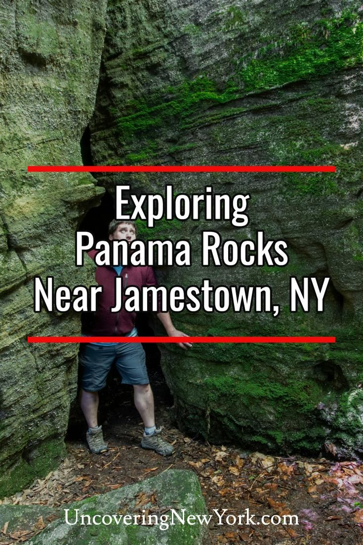 Exploring The Historic And Mysterious Panama Rocks Near