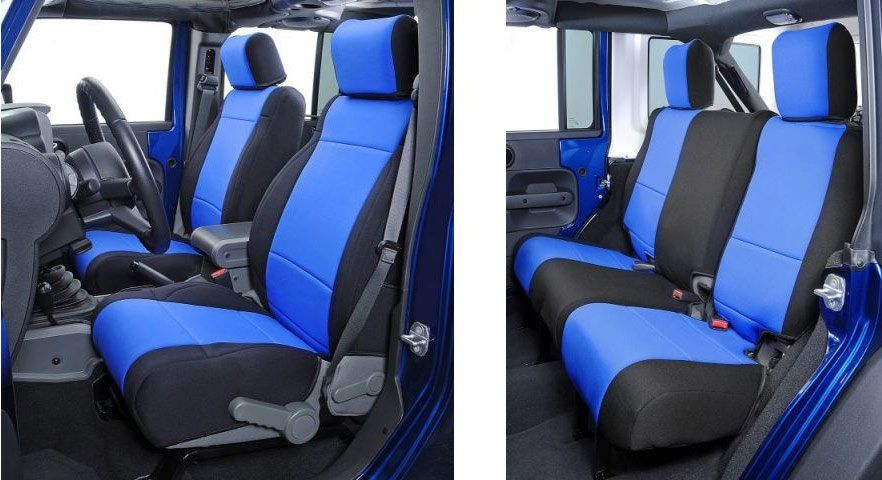 Coverking Front Neoprene Seat Covers Jeep Owners Jeep Best Jeep Wrangler