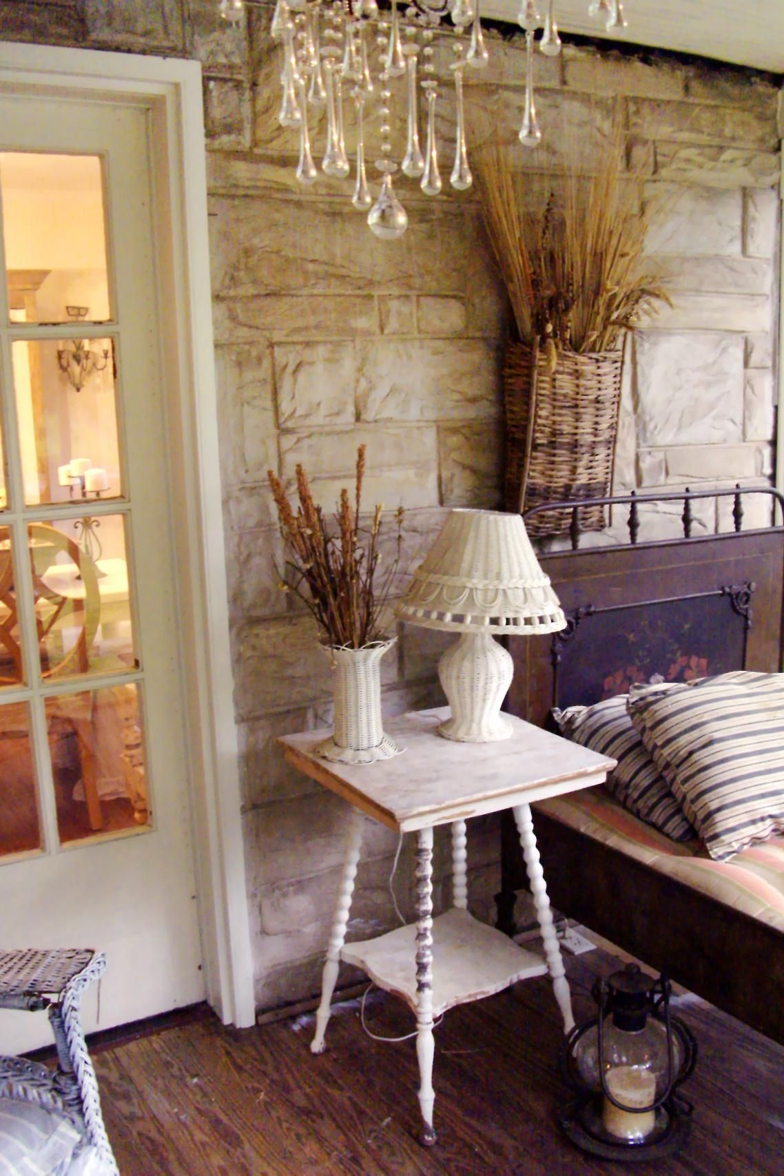 Rustic Country Decorating Ideas #A24