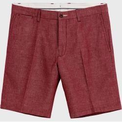 Gant Chambray Shorts (Rot) GantGant #outfitswithshorts
