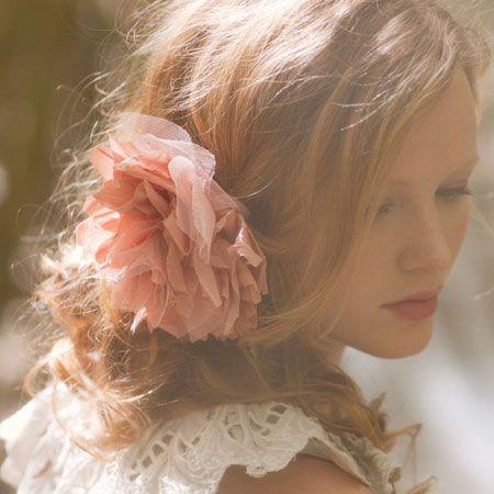 pretty hair Deshabille Jolis cheveux, Inspiration
