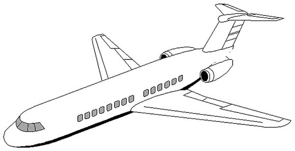 Dc 9 Airplane Coloring Page Download Print Online Coloring Pages For Free Color Nim Airplane Coloring Pages Coloring Pages For Kids Online Coloring Pages