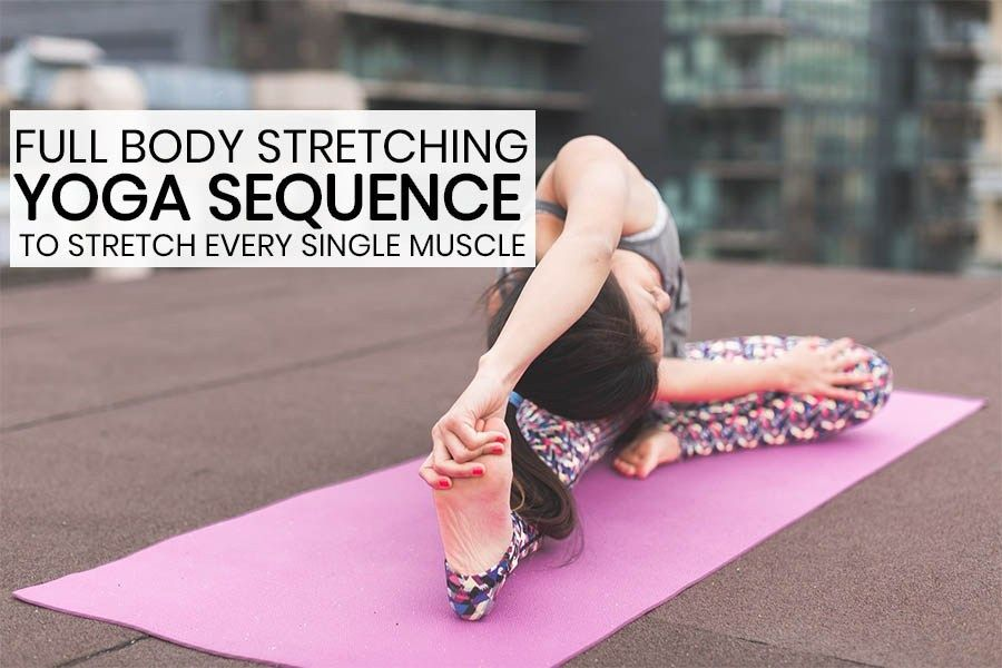 Pin on Yoga sequences