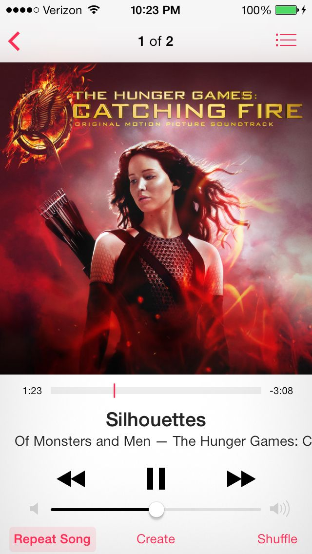 I Love This Song Catching Fire Soundtrack Katniss