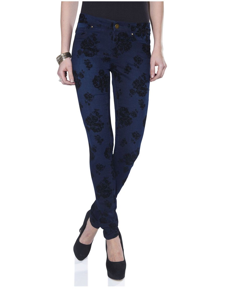 [X] DUFFY FLOCK LEGGING - BOX