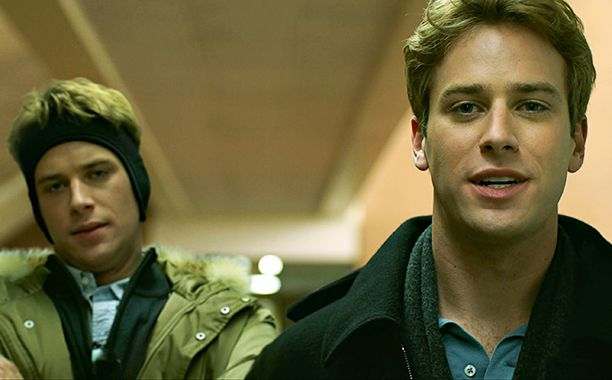 14 Stars Who Played Twins | Armie hammer, Armie hammer ...