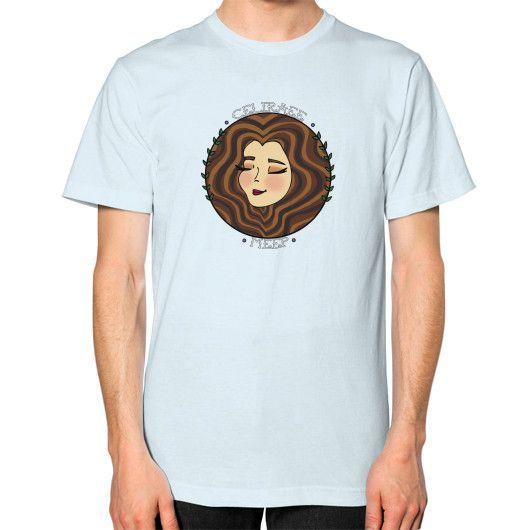 Meep Unisex T-Shirt (on man)