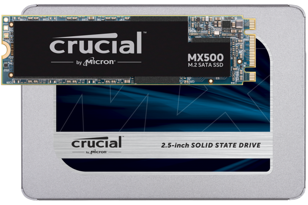 Crucial Mx500 Firmware Updates In 2020 Firmware Ssd Micron Technology