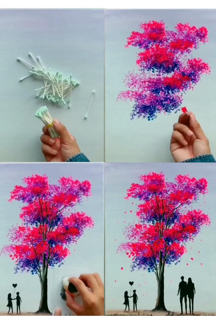 Unique Painting Ideas 2020 Simple Canvas Paintings Amazing Art