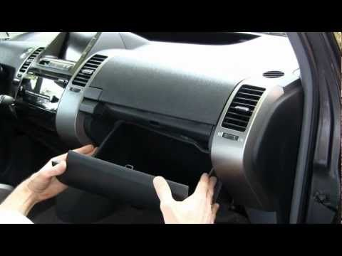 Bon How To Change A Prius Cabin Air Filter   In 5 Minutes!   YouTube