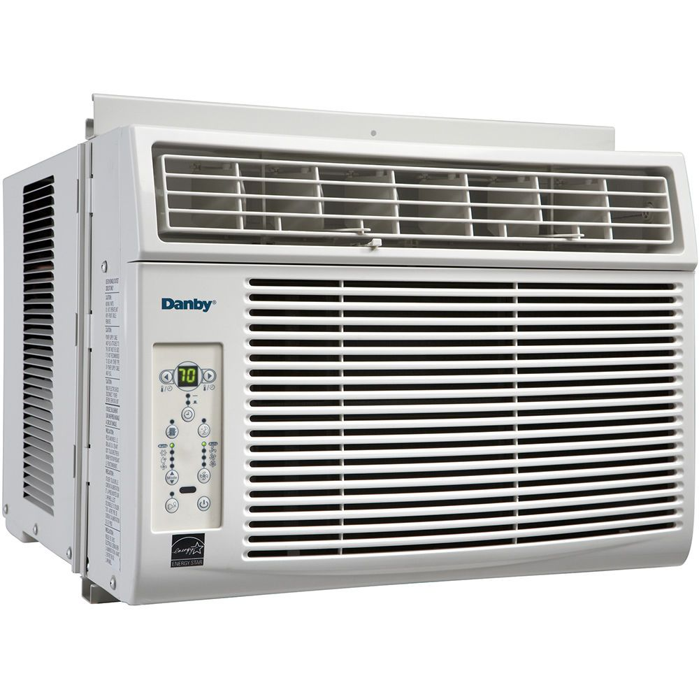 Danby 10000 BTU Window Air Conditioner Cools Up to 450 sq