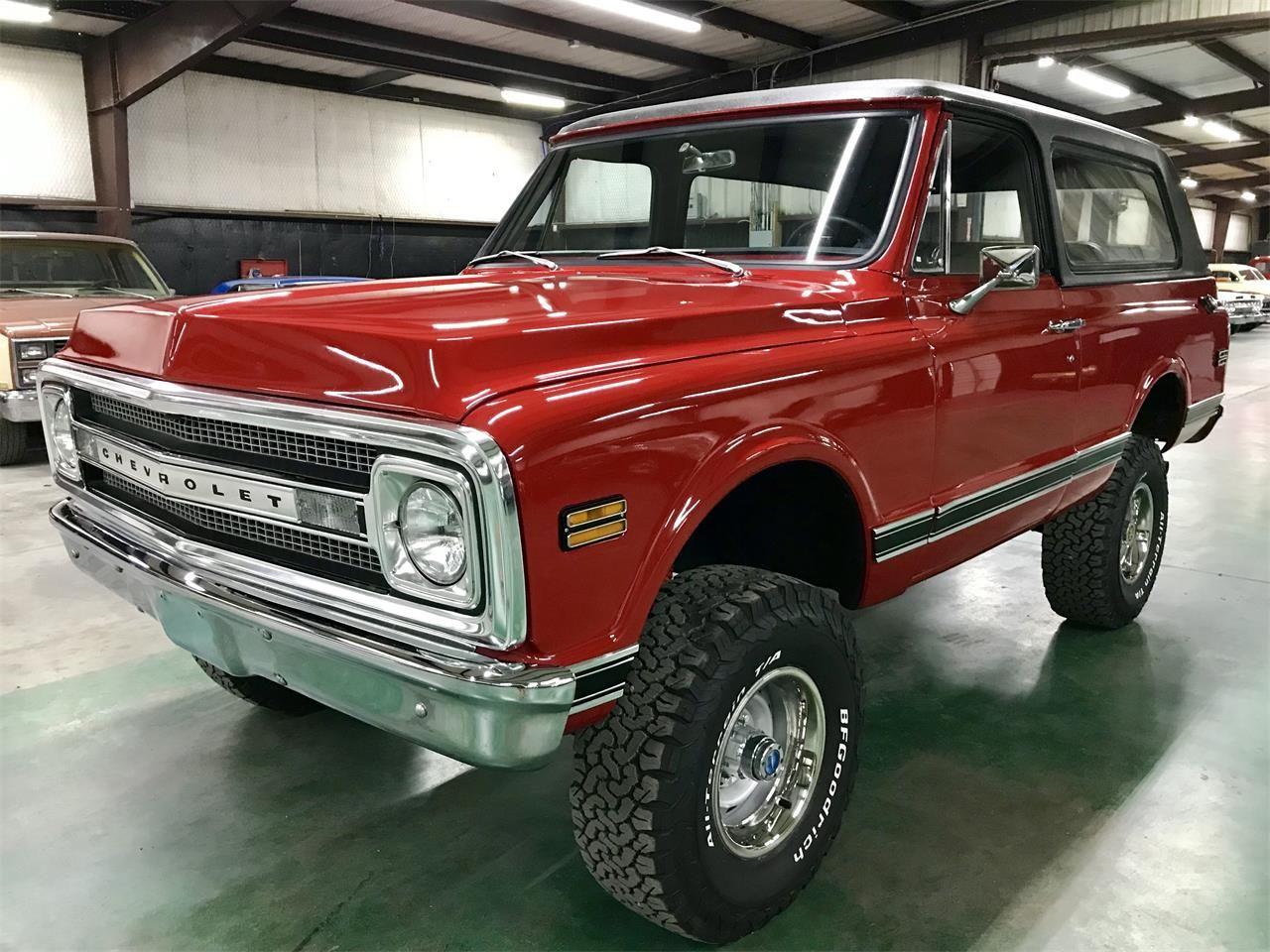 Photo Of 70 Blazer Qxxg Chevrolet Blazer Chevrolet