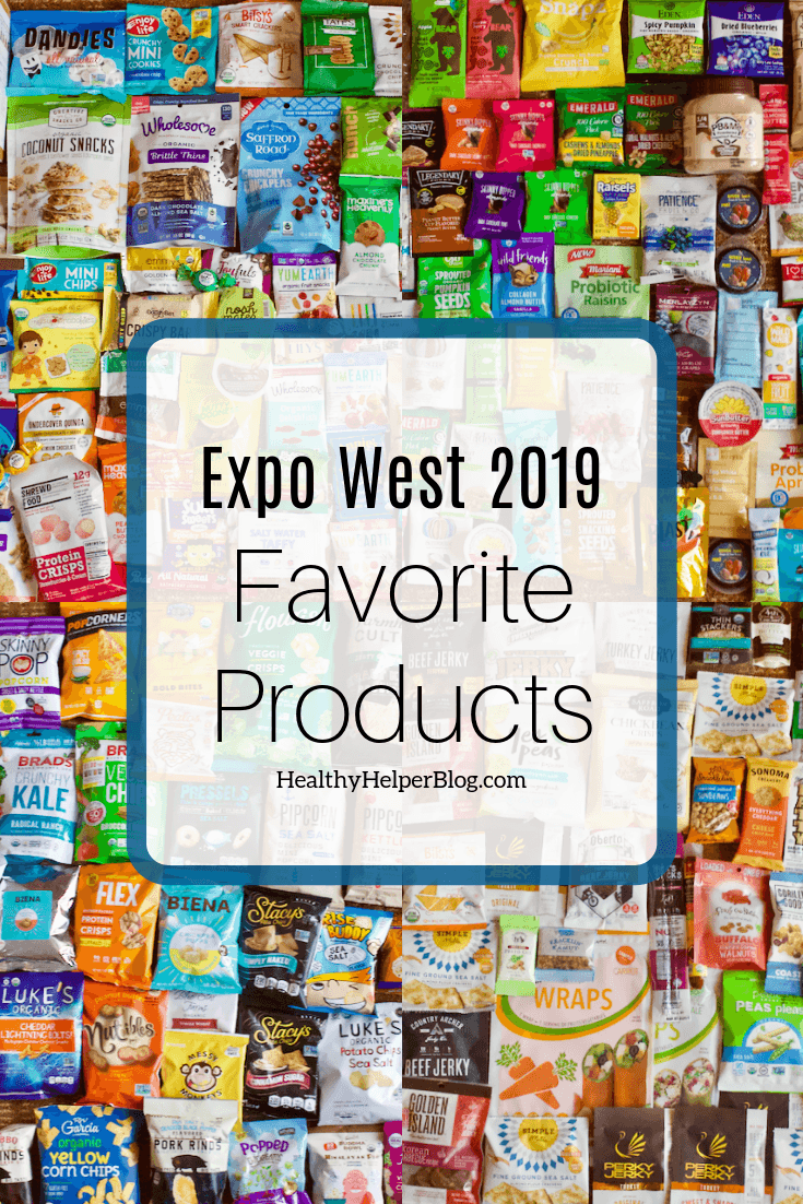Expo West 2019: Favorite Products   The Pretty Pintastic Party