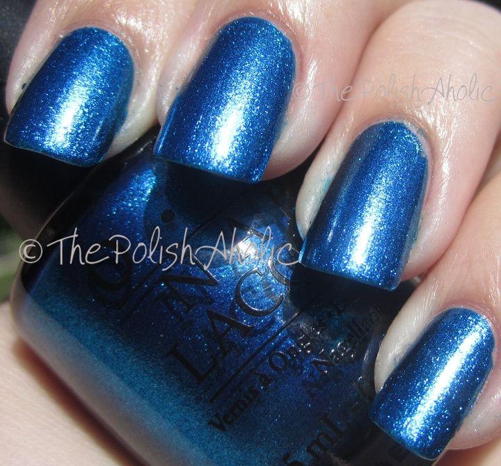 Discontinued Opi Nail Polish Colors: Swimsuit, Nailed It