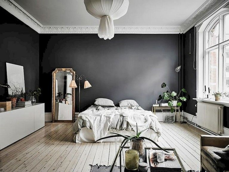 38+ Chambre gris anthracite et bois ideas