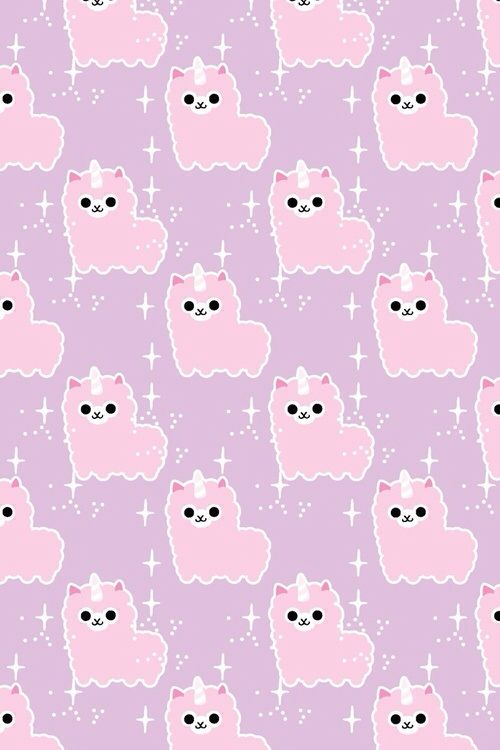 Llamacorn New Wallpaper I Think Yes Cute Drawings Cute Wallpapers Kawaii
