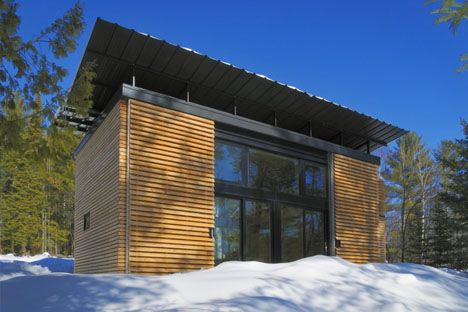 The E.D.G.E. (Experimental Dwelling for a Greener Environment) by Revelations Architects