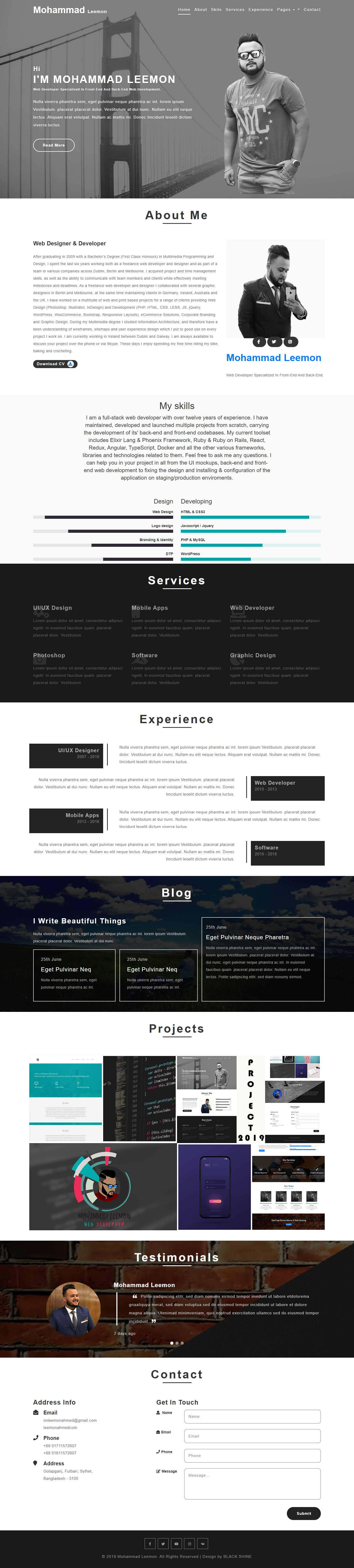 Responsive Website Templates Responsive Website Template Css Templates Website Template