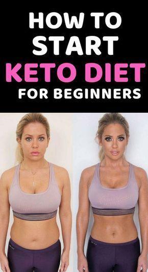 Photo of wie man eine Ketodiät für Anfänger beginnt, um schnell Gewicht zu verlieren.