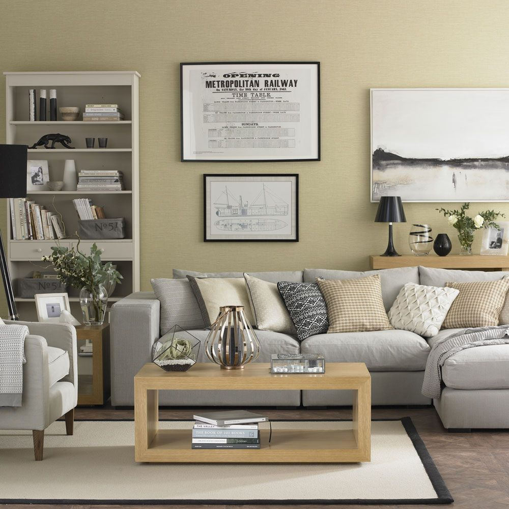 23 Best Beige Living Room Design Ideas For 2020: Neutral Living Room Ideas For A Cool, Calm And Collected