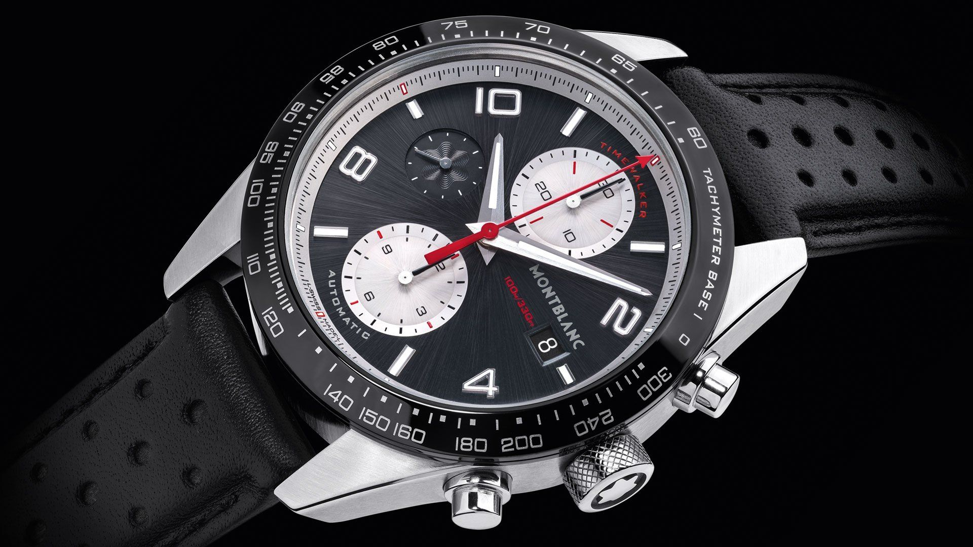 c7ff6cec6fb Montblanc TimeWalker Automatic Chronograph Watch For 2019 | Private ...