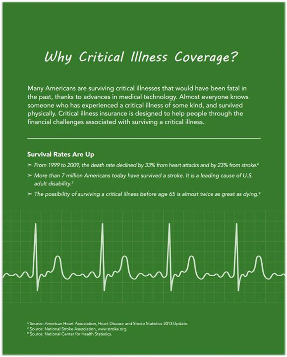 Why Critical Illness Coverage Critical Illness Critical