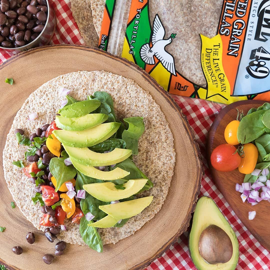It S A Wrap Featured Ezekiel 4 9 Sprouted Whole Grain Tortillas