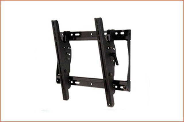 soporte de pared con inclinaci n para tv soportes de pared para tv pinterest. Black Bedroom Furniture Sets. Home Design Ideas