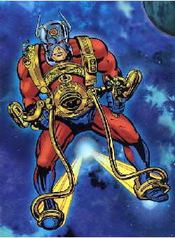 Orion (comics) - Wikipedia | Cool | Jack kirby art, Comics