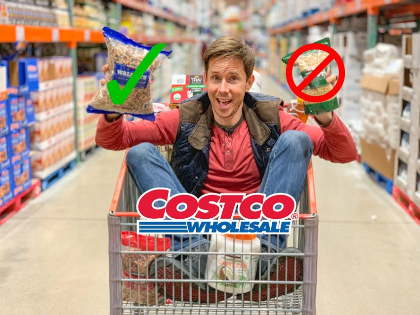 Costco Grocery Haul With Images Costco Meals Costco