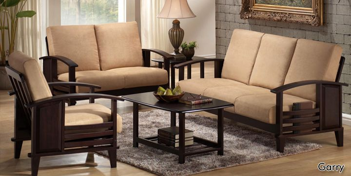 Wooden Sofas Damro Furniture India Furniture