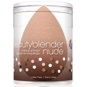 I use this to press all over my skin and give my skin a natural finish. It seamless blends my makeup. Use it when completely done with makeup.