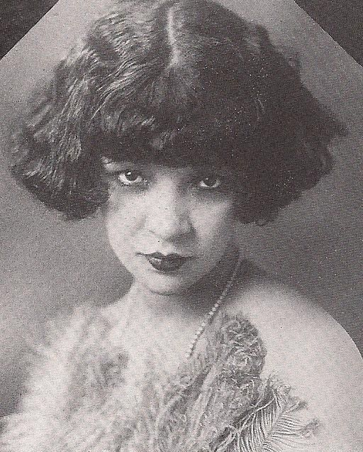 """Mae Fanning, 1920's Black Vaudevillian Actress This is a scan of an old, 1920's era, photograph of a black Vaudevillian actress named Mae Fanning. She performed in musicals written by the famed team, Eubie Blake & Noble Sissle. From """"Reminiscing With Noble Sissle & Eubie Blake."""""""