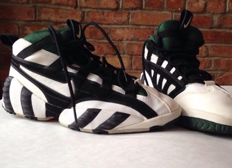 premium selection 595aa 79495 Vtg.(2000) NIKE Air DRC Basketball Court Shoes (Y2-3) Mens Size 10 New  Unused