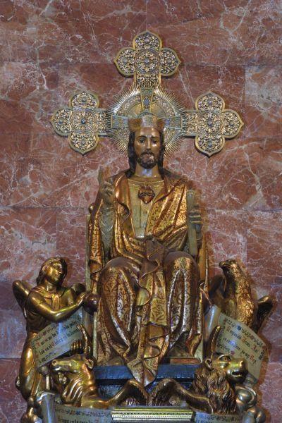 Christus vincit! Christus regnat! Christus imperat!