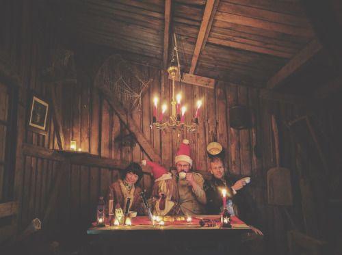Jul med Jonas och Lilla Tomten från Stilla Havet === ジョナスと太平洋からのリトルサンタとのクリスマス === Christmas with Jonas and the Little Santa from the Pacific Ocean