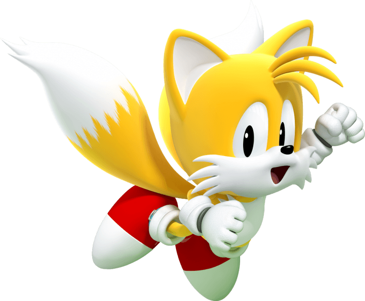 Sonic Generations Retro Tails Flying From The Official Artwork Set For Sonicgenerations On Ps3 3ds Xbox3 Desenhos Do Sonic Desenhos Posters Para Imprimir